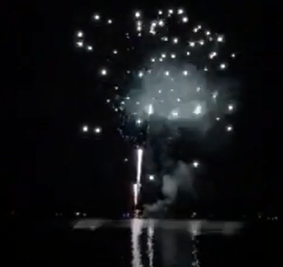 Marble Chain of Lakes Fireworks – July 7, 2018